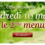 Promotions, Réductions et Offres spéciales | Restaurant Le Saint-Hubert de Briare (Loiret, France)