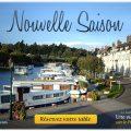 Restaurant Briare, Loiret, Val de Loire, Région Centre, France - Vue imprenable sur le port de plaisance - La plus belle terrasse de la région - République du Centre